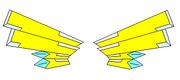Seraphon's wing bits