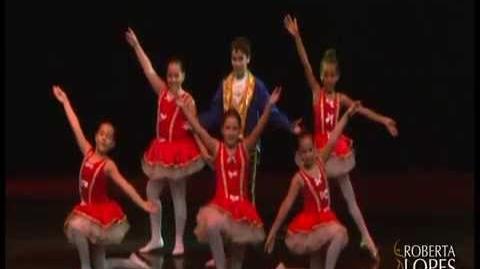Coreografia Open Class - Ballet Clássico Infantil