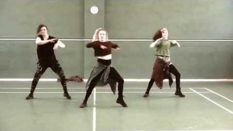 Dark Horse Katy Perry Dance