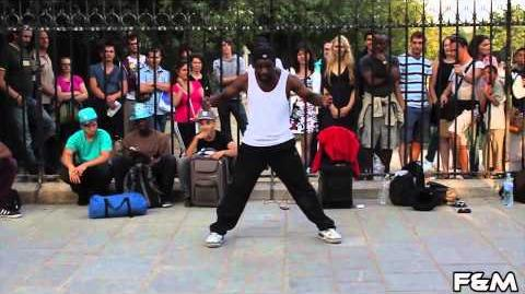 Street Dance in Paris HD