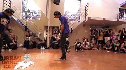 Hip Hop Dance Les Twins Freestyle Urban Dance Camp Promo 2013