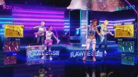 Dance Central 3 DLC Preview Rihanna Dance Pack 02