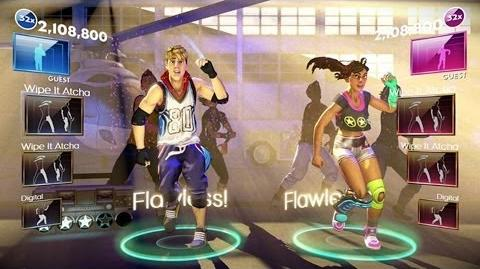 Dance Central Spotlight Trailer