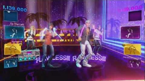 Dance Central 3 -- Characters & Crews