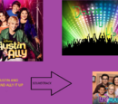 Austin and Ally Dances It Up-A-Rooney Soundtrack