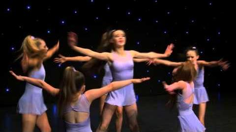 Ep2 FULL GROUP DANCE - Wild Horses-2
