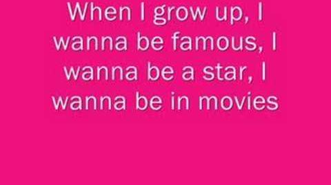 When I Grow Up - Pussycat Dolls Lyrics