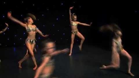 Ep2- FULL GROUP DANCE - Lion King