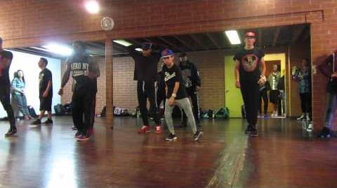 Gabe and Tati @dicoveryoucpt Choreography by Jamal Sims and Draico
