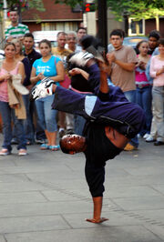Breakdancer - Faneuil Hall