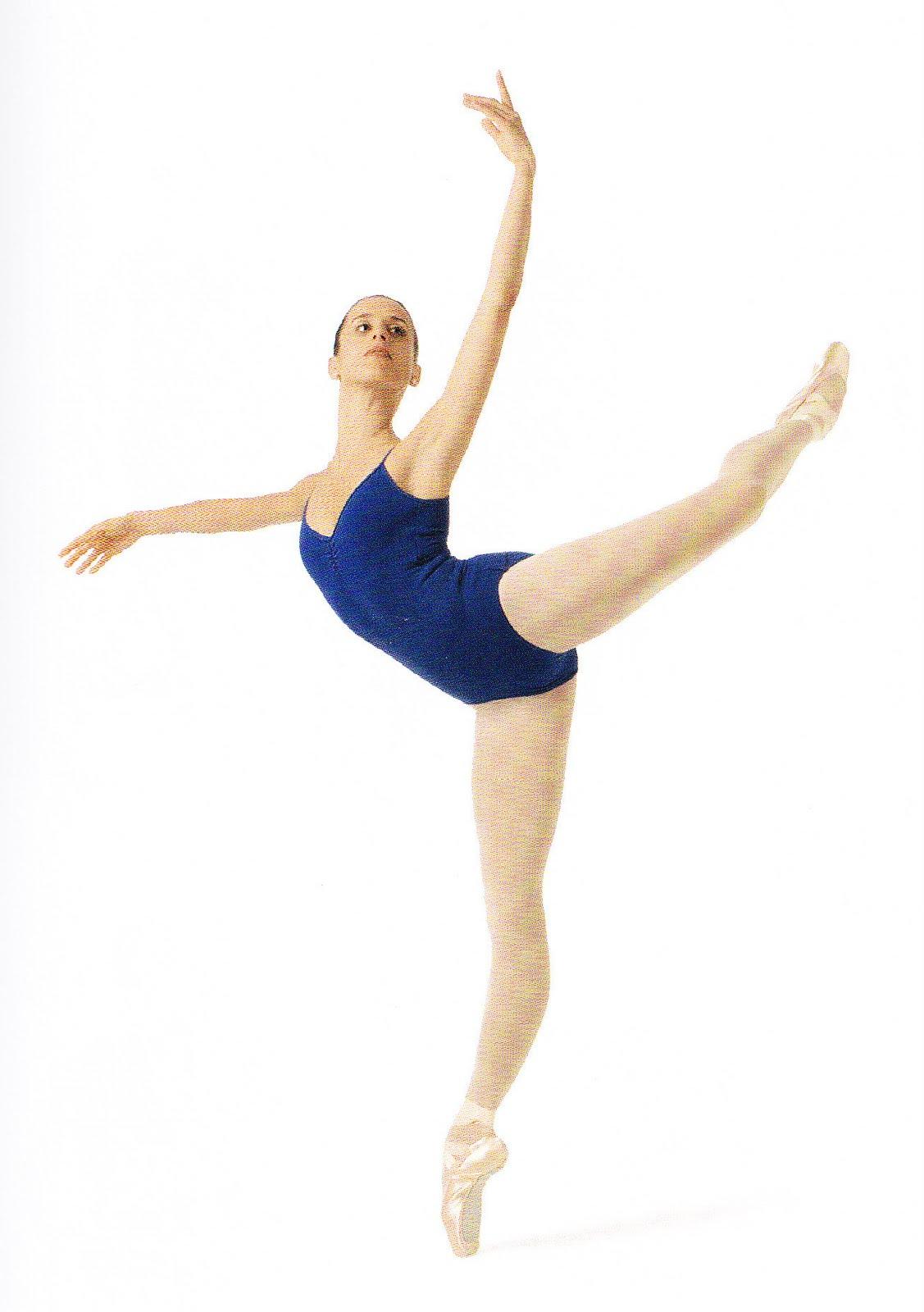 attitude ballet