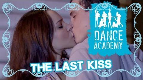 Sammy and Abigail's Last Kiss Dance Academy in Love