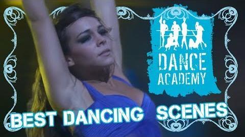 Dance Academy Abigail's Heartfelt Solo Best Dancing Scenes