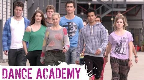 Dance Academy Season 2 Episode 17 - Love and War