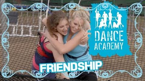 Kat and Tara's Special Bond Dance Academy Friendship