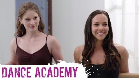 Dance Academy Season 3 Episode 6 - Fake it until you make it