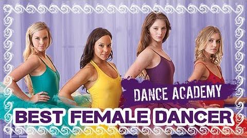 Dance Academy Who Is The Best Female Dancer?