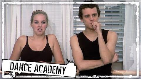 Dance Academy S1 E22 Flight or Fight Response
