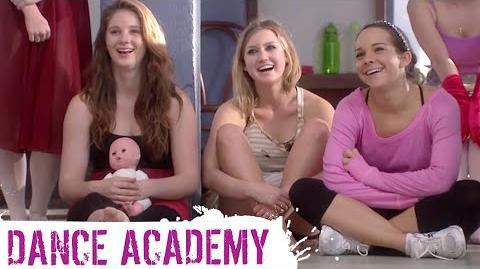 Dance Academy Season 2 Episode 16 - Origins