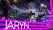 Jaryn dancing
