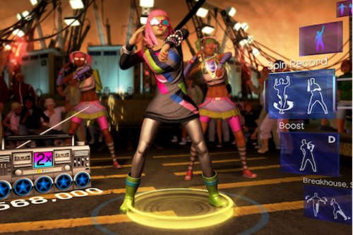 Dance Central (Kinect Game) Wiki