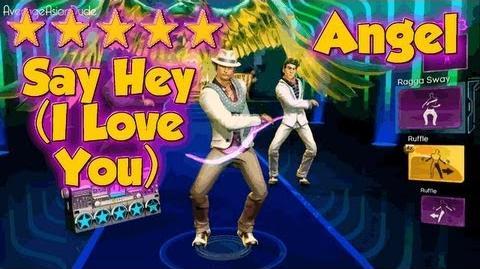 Dance Central 3 - Say Hey (I Love You) - Hard 100% - 5* Gold Stars (DC2 DLC)
