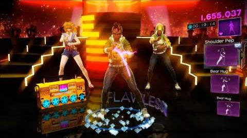 Dance Central 3 - Real Love- (Hard 100% Gold Stars) (DC2)