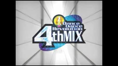 DJ YOSHITAKA-G feat. Michael a la mode - GOLD RUSH (DDR AC ver