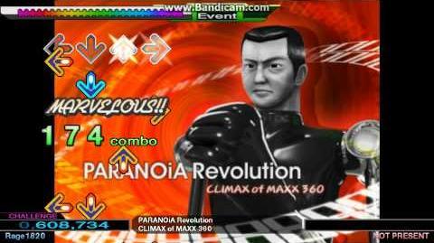 PARANOiA Revolution SINGLE CHALLENGE