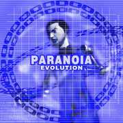 PARANOIA EVOLUTION-jacket