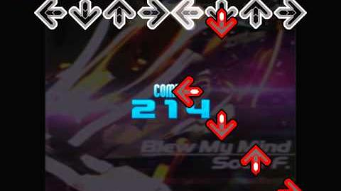 【DDR 2013】 Blew My Mind Double Difficult