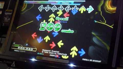DDR2013 Elemental Creation Expert Double