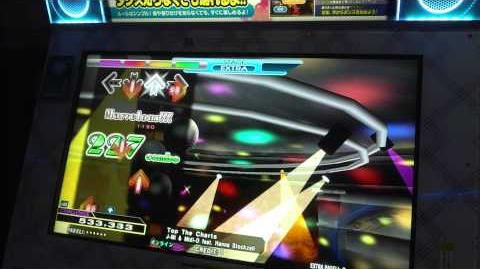 DDR 2013 - Top The Charts (SP-CHALLENGE)