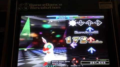 Spanish Snowy Dance 998,520 DDR 2013