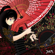 KIMONO PRINCESS (HP3 and Music Fit)