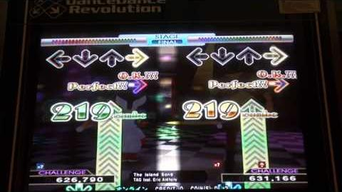 DDR 2013 - The Island Song Challenge 999,590 PFC