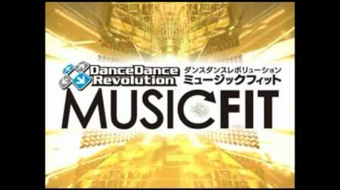 DJ YOSHITAKA-G feat. Michael a la mode - GOLD RUSH (DDR CS ver