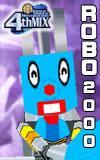 Robo 2000 4th mix card