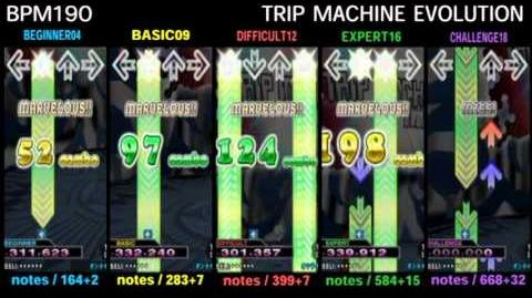 DDR X3 TRIP MACHINE EVOLUTIO - SINGLE