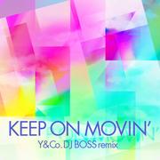 Keep on Movin' DJY&Co. Jacket