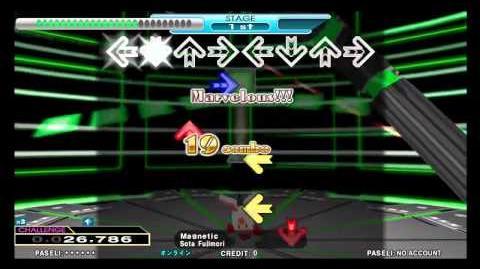 DDR 2013 Magnetic - Sota Fujimori (New Single & Double Challenge)