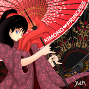 KIMONO PRINCESS-jacket