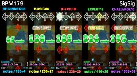 DDR X3 SigSig - SINGLE