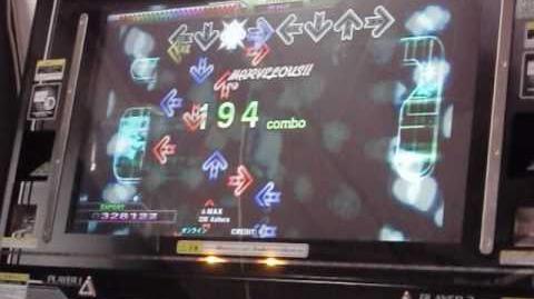 DDR X2 delta MAX double expert