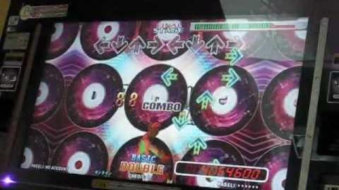TRIP MACHINE EVOLUTION DP Basic - DDR X3 VS 2ndMIX (2ndMIX MODE)