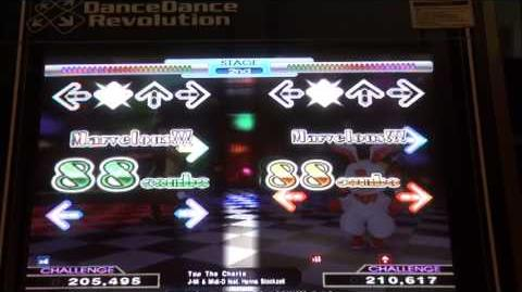 DDR 2013 - Top The Charts Challenge 999,750 PFC
