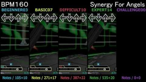 DanceDaneRevolution Synergy For Angels - SINGLE
