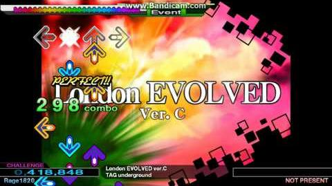 London EVOLVED ver