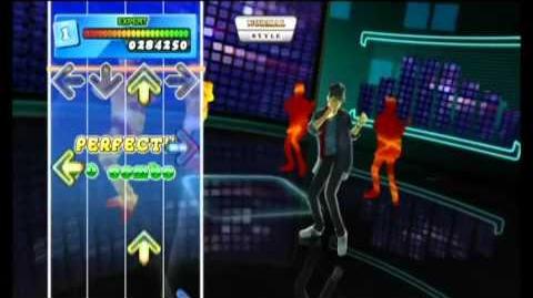 DDR II - Seule (Expert Single Dance Mode)