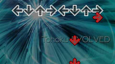 【DDR X3】 tohoku EVOLVED - DP激 Double EXPERT